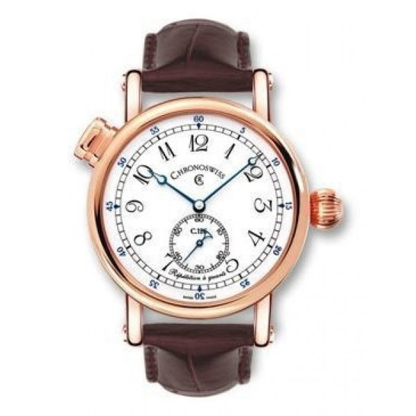 Chronoswiss watches Repetition a Quarts CH 1641 R Brown