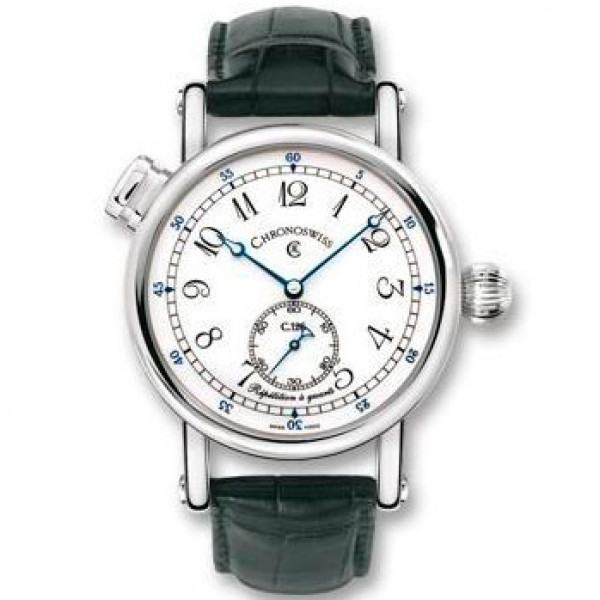 Chronoswiss watches Repetition a Quarts CH 1641 W Black