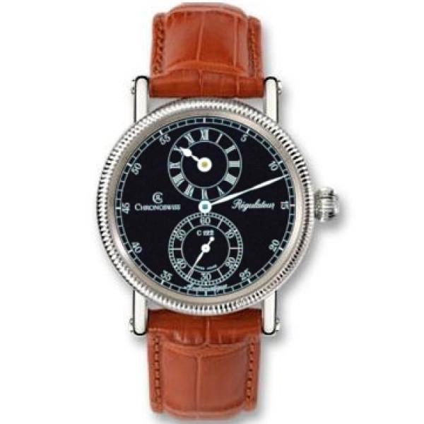 Chronoswiss watches Regulateur Medium CH 1223 M bk Brown