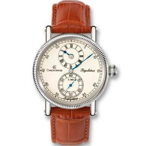 Chronoswiss watches Regulateur Medium CH 1223 M Brown