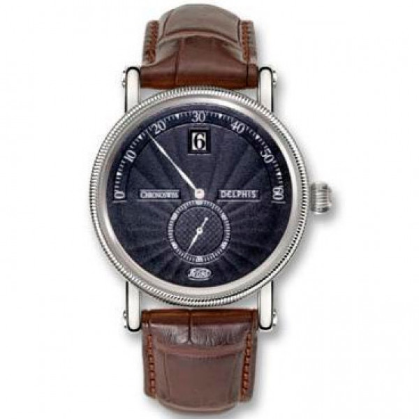 Chronoswiss watches Delphis CH 1423 bk Brown