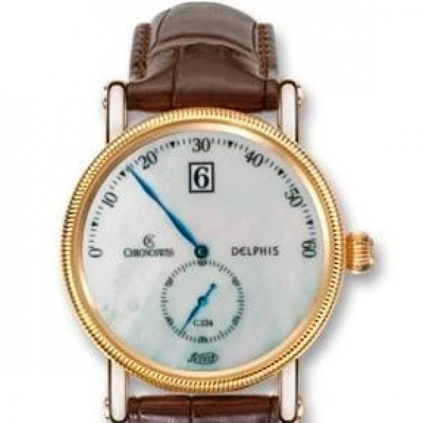 Chronoswiss watches Delphis CH 1422 mp Brown