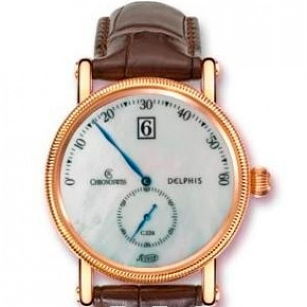Chronoswiss watches Delphis CH 1421 R mp Brown