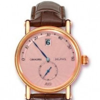 Chronoswiss watches Delphis CH 1421 R co Brown