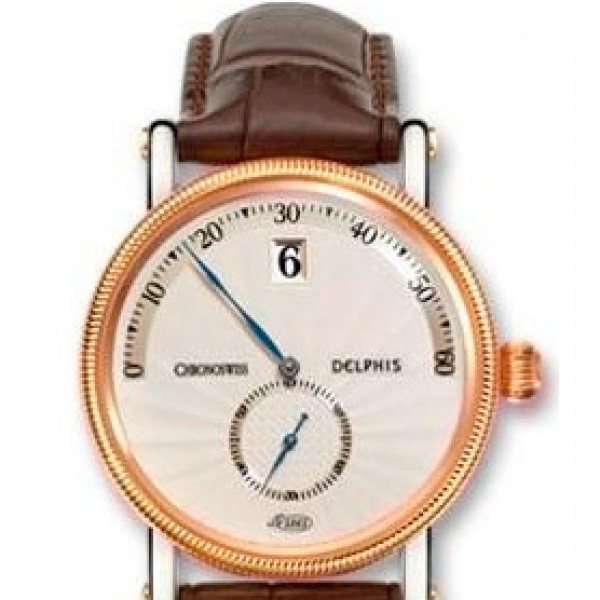 Chronoswiss watches Delphis CH 1421 R Brown