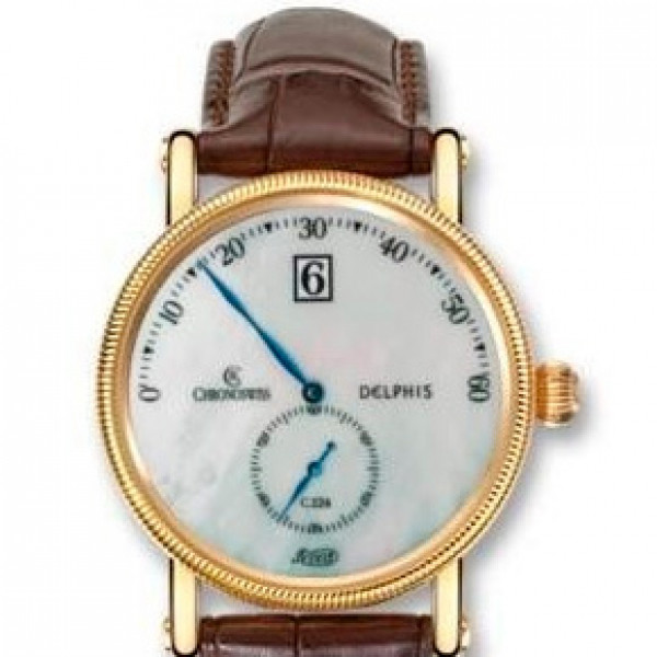 Chronoswiss watches Delphis CH 1421 mp Brown
