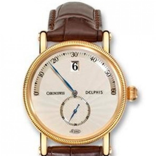 Chronoswiss watches Delphis CH 1421 Brown