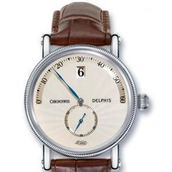 Chronoswiss watches Delphis CH 1421 W Brown