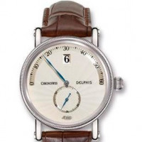 Chronoswiss watches Delphis CH 1420 Brown