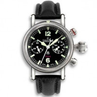 Chronoswiss watches Timemaster Flyback CH 7633 bk Black