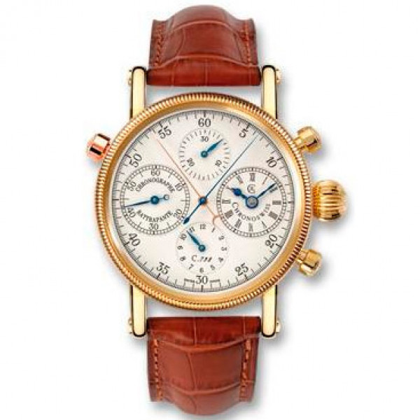 Chronoswiss watches Rattrapante CH 7321 Brown