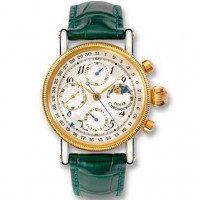 Chronoswiss watches Lunar Chronograph CH 7522 L Green