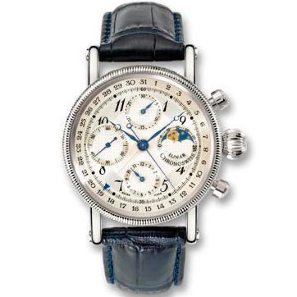 Chronoswiss watches Lunar Chronograph CH 7520 L Black