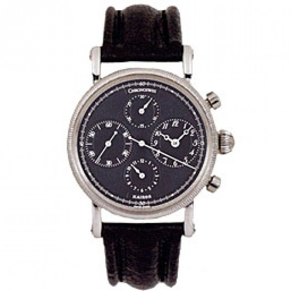 Chronoswiss watches Kairos Chronograph CH 7523 K bk Black