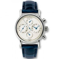 Chronoswiss watches Kairos Chronograph CH 7523 K Blue