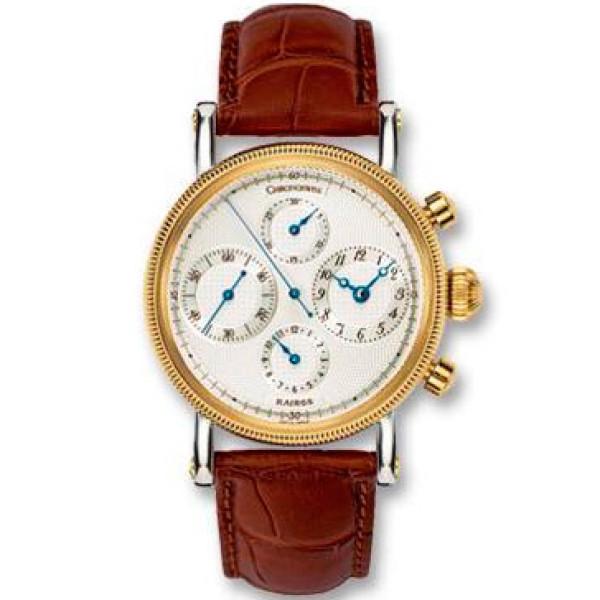 Chronoswiss watches Kairos Chronograph CH 7522 K Brown