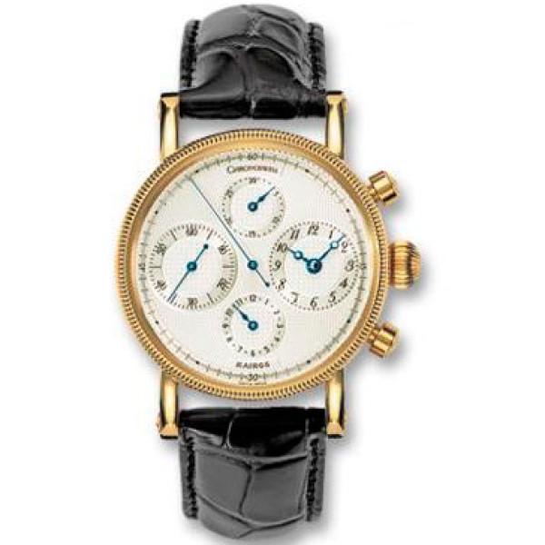 Chronoswiss watches Kairos Chronograph CH 7521 K R Black