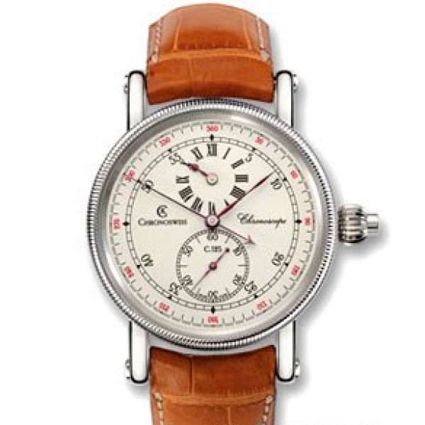 Chronoswiss watches Chronoscope CH 1523 Brown