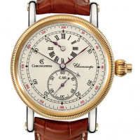Chronoswiss watches Chronoscope CH 1522 R Brown