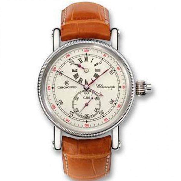 Chronoswiss watches Chronoscope CH 1521 R Brown
