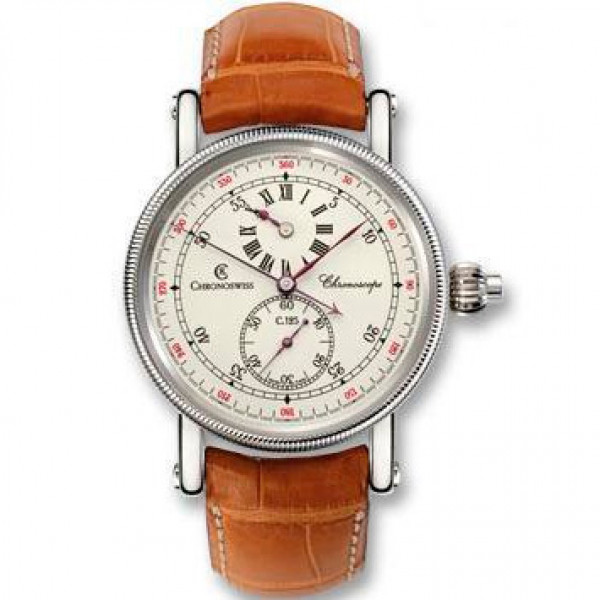 Chronoswiss watches Chronoscope CH 1520 Brown