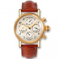 Chronoswiss watches Chronometer Chronograph CH-7521-CD Brown