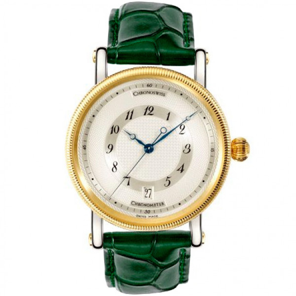 Chronoswiss watches Chronometer CH-2822-C GREEN
