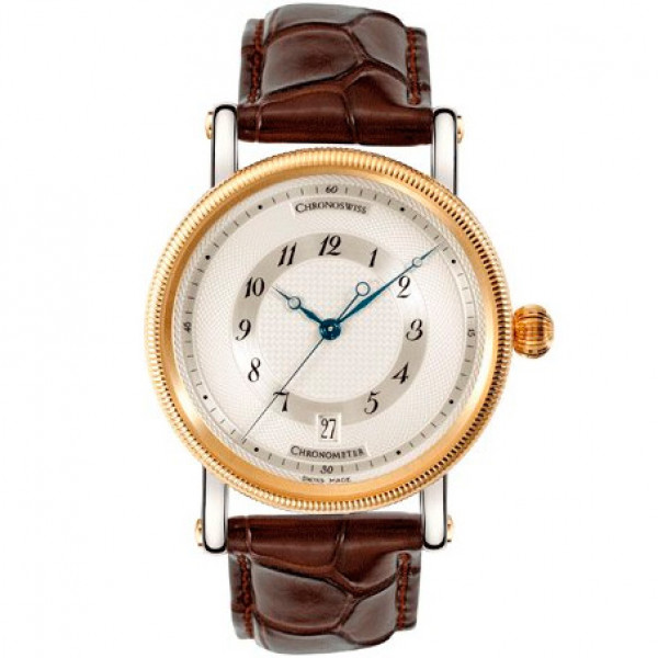 Chronoswiss watches Chronometer CH-2822-C BROWN