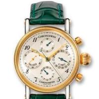 Chronoswiss watches Chronometer Chronograph CH 7522 CD