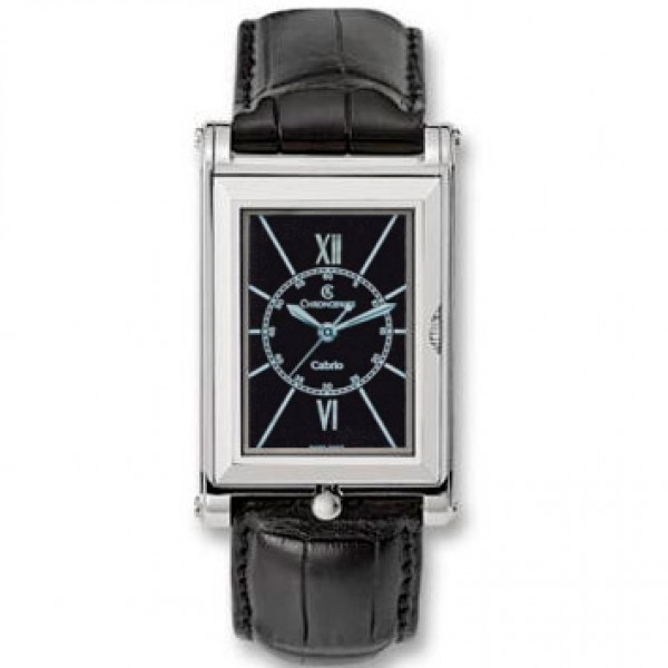 Chronoswiss watches Cabrio CH 2673 bk Black