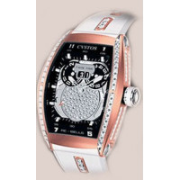 Cvstos watches Re-Bellion Diamond Red Gold