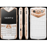 Vertu Constellation Quest Precious Diamond White