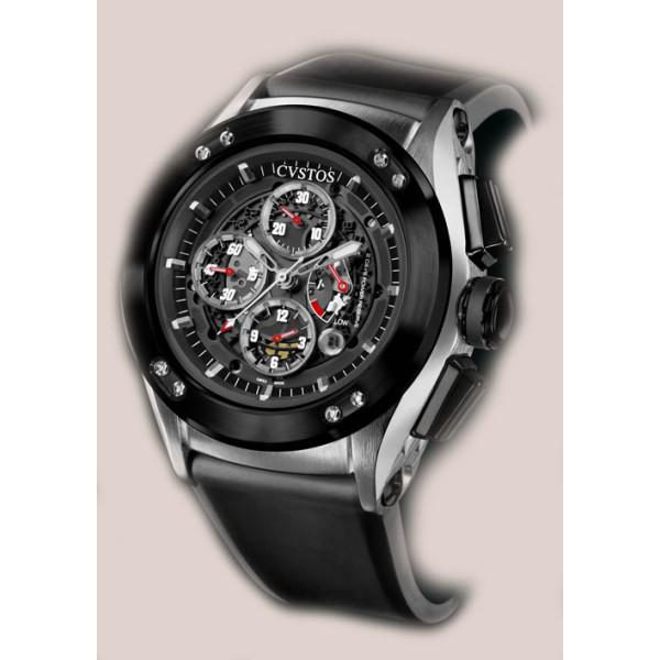 Cvstos watches Challenge-R50 Chrono Steel Bicolor