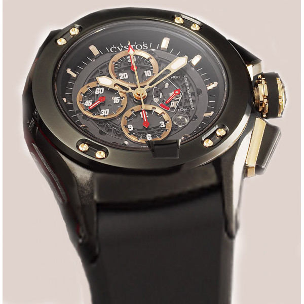 Cvstos watches Challenge-R50 Chrono RG