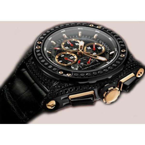 Cvstos watches Challenge-R Chrono ST Black Diamonds