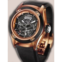 Cvstos watches Challenge-R Twin-Time Red Gold