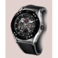 Cvstos watches Challenge R-50 QP-S Black Steel