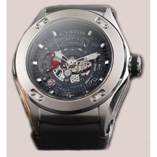 Cvstos watches Challenge-R 50 HM-S Steel