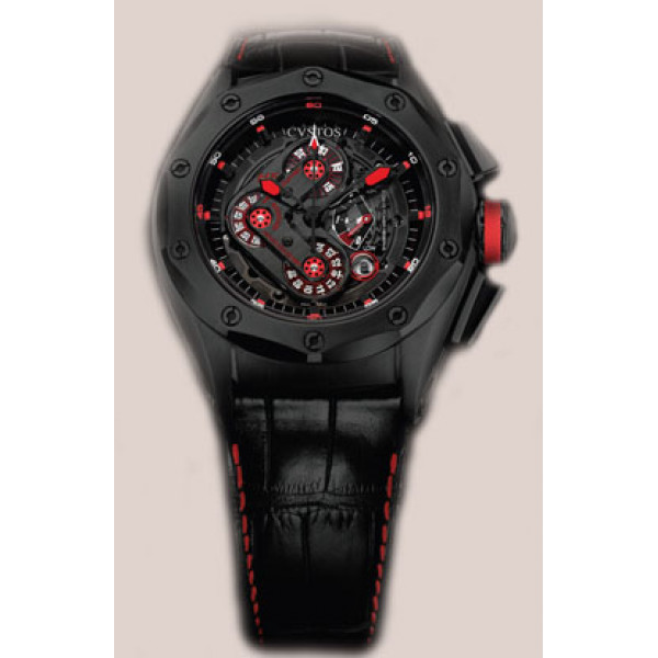 Cvstos watches Challenge-R50 HF Black Limited Edition 100