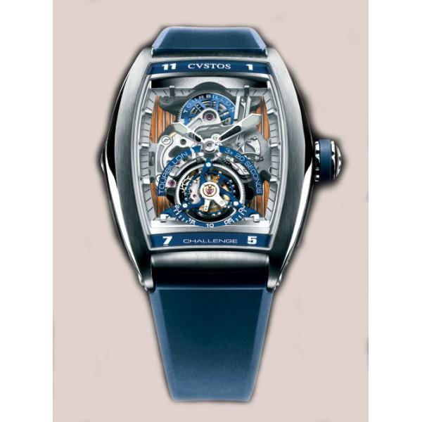 Cvstos watches  Tourbillion sport Yachting Limited Edition 25
