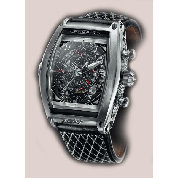 Cvstos watches Pagani Zonda F Chrono  Limited Edition