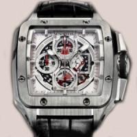 Cvstos watches Evosquare-50 Chrono Steel
