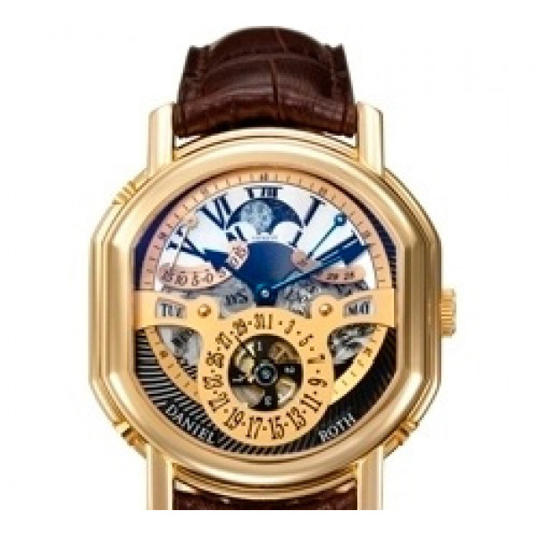 Daniel Roth watches Perpetual Calendar Time Equation