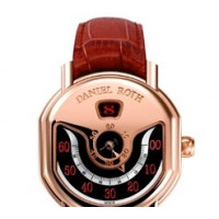 Daniel Roth watches Ellipsocurvex Papillon