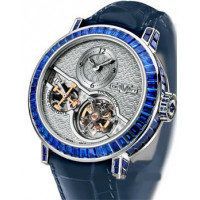 DeWitt watches Tourbillon Force Constante Joaillerie Limited Edition 25