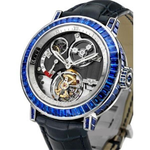DeWitt watches Tourbillon Differentiel Joaillerie Limited Edition 11