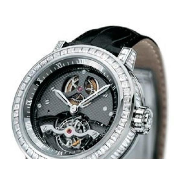 DeWitt watches Pieces d`Exception Tourbillon Mysterieux Joaillerie