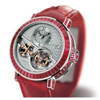 DeWitt watches Pieces d`Exception Tourbillon Force constante
