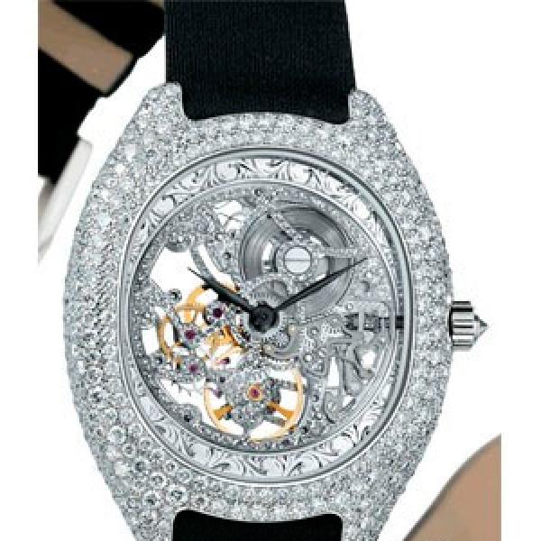 DeWitt watches Pieces d`Exception La dame de pressy