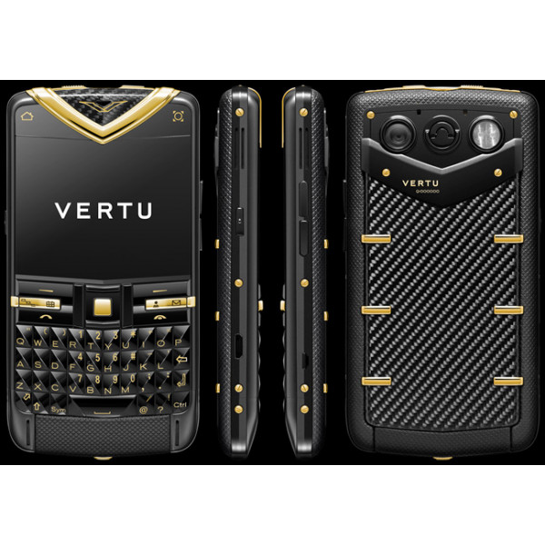 Vertu Constellation Quest Precious Gold PVD